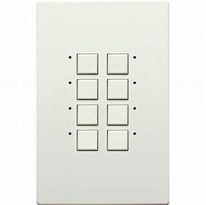 Mystique Series Wall Switch