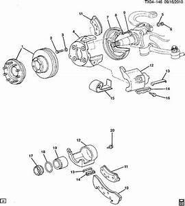 Chevrolet P30 Disc Brake Asm  Front