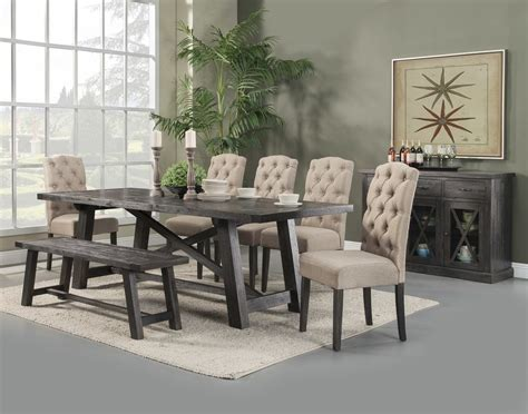Colborne Extendable Dining Table & Reviews Birch Lane
