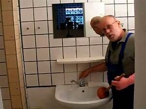 Backpulver Verstopfter Abfluss : anleitung siphon demontieren reinigen montieren doovi ~ Bigdaddyawards.com Haus und Dekorationen