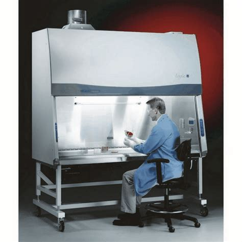 biosafety cabinets class 2 class ii b2 6 ft biosafety cabinet with 8 sash opening and
