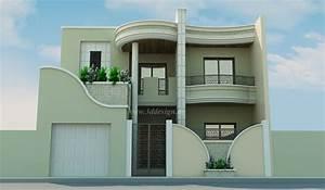exemple de facade de maison avec les 10 plus belles With plan facade maison moderne