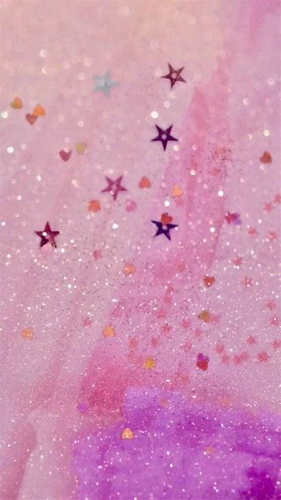 Mobile Wallpapers Pink Aesthetic Glitter Girly Wallpaperplay