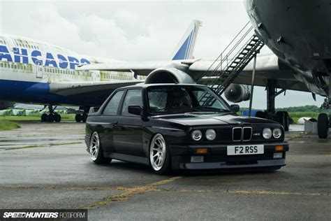 Bmw M3 E30 Audi Rs2 by 2016 Rotiform 90s Legends By Anthony 5 Speedhunters