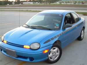 1998 Plymouth Neon ACR by Tony Drane