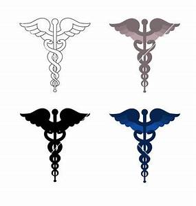 15 Caduceus Vector Art Free Download Images - Caduceus ...