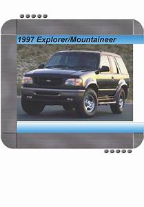 Ford Explorer  Mercury Mountaineer 1997 Repair Service