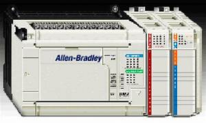 Allen Bradley Plc Controller From Rockwell Automation