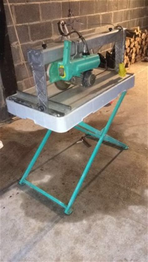 Imer Tile Saw Blades by Imer 110v Tile Saw For Sale In Drumcondra Dublin From