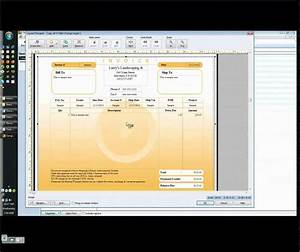 Quickbooks invoice templates free printable templates free for Quickbooks templates location