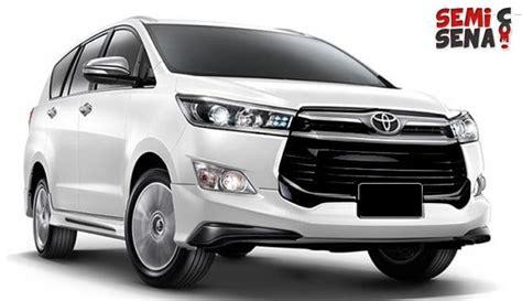 Review Toyota Venturer by Harga Toyota Venturer 2017 Review Spesifikasi Gambar