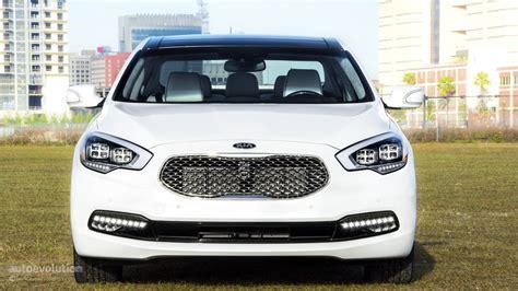 Kia K Review Autoevolution