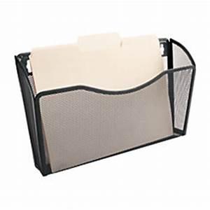 brenton studio mesh wall letter file black pack of 3 by With mesh wall letter file
