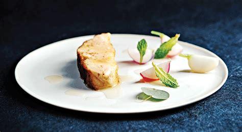cours de cuisine guerande recette ris de veau sauce plemousse eucalyptus