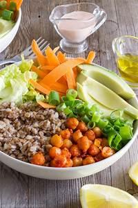 Nourishing Buddha Bowl Recipe - HappyFoods Tube