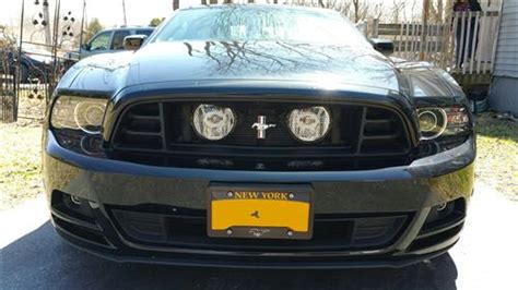 cervini mustang gt style  grille