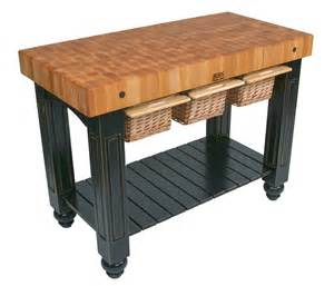 John Boos Kitchen Table