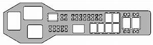 Lexus Gs300  1998 - 2000  - Fuse Box Diagram