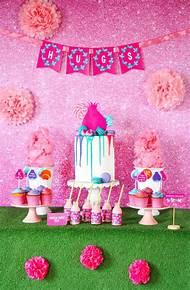 Trolls Birthday Party Decorations