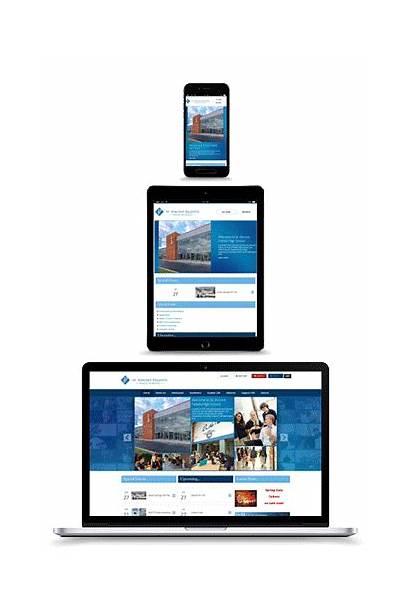 Website Rediker Responsive Software Animated Compliant Development