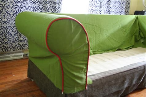How To Make A Loveseat Slipcover by How To Sew A Slipcover Part 3 Diy Home Decor Tutorial