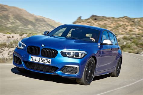 bmw 1 series receives mild facelift for 2017 auto express