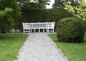 Gartenweg Anlegen Kies : einfachen kiesweg anlegen sandgeschl mmte wege splittwege ~ Lizthompson.info Haus und Dekorationen