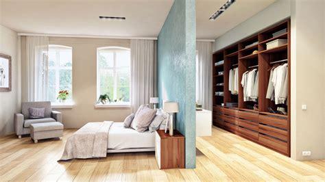 schlafzimmer mit ankleidezimmer die optimale schlafzimmer aufteilung neben dem schlafbereich befindet sich ein begehbarer