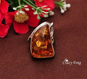 Amber stone ring reviews online shopping amber stone for Amber stone wedding ring