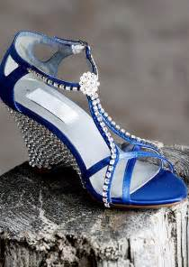 wedding shoes blue blue wedding shoes wedges balancing the way you walk ipunya