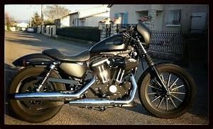 Harley Davidson Fr : troc echange harley davidson 883 iron sur france ~ Medecine-chirurgie-esthetiques.com Avis de Voitures