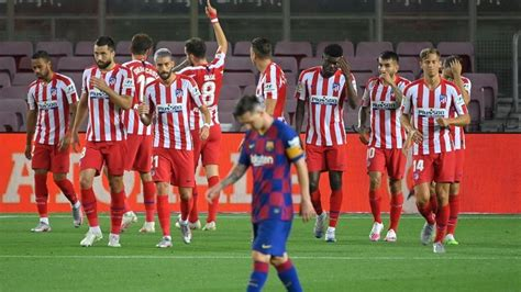 Atletico Madrid deal Barcelona another blow in LaLiga ...