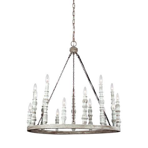 distressed white chandelier feiss norridge 15 light distressed white chandelier f3142