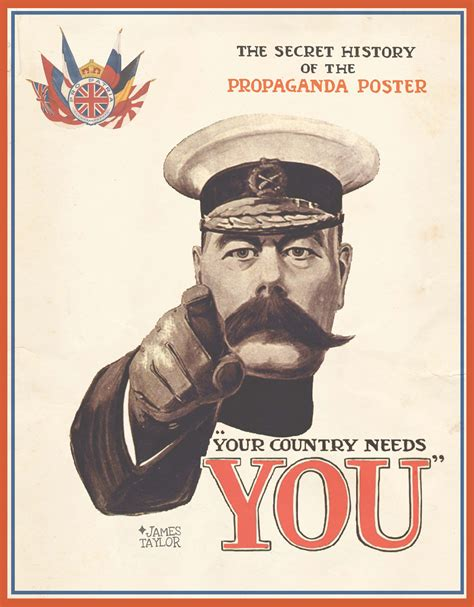 Your Country Needs You The Secret History Of The
