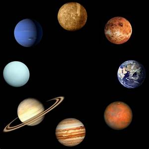 The Eight Planets (page 4) - Pics about space