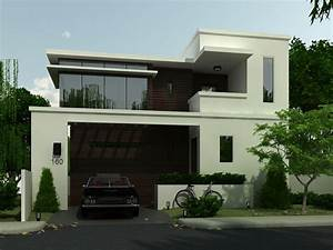 simple modern house exterior designs – Modern House