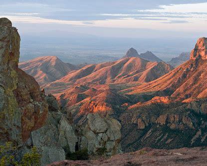 big bend national park national parks  texas big