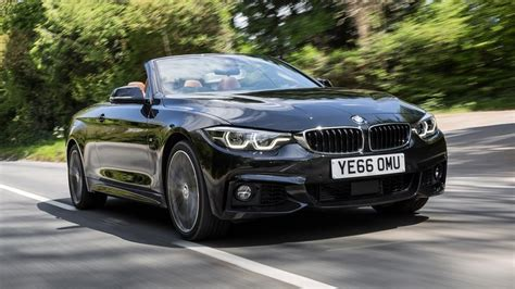 Bmw 4 Series Convertible Modification by Bmw 4 Series Convertible 2017 Review Auto Trader Uk