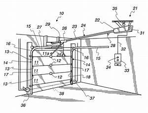 Patent Us6563278 - Automated Garage Door Closer