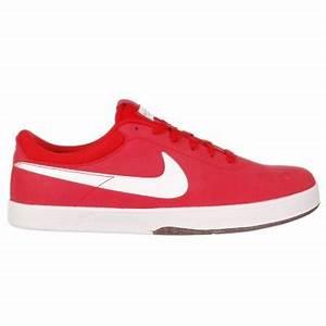 Nike SB Eric Koston Skate Shoes - Sport Red/White-Matte ...