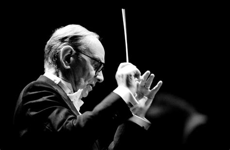 First Trailer For Ennio Morricone Documentary 'the Glance