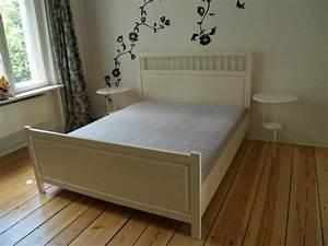 Bett Hemnes Ikea : ikea hemnes bett 160x200 inkl nachttisch in berlin betten kaufen und verkaufen ber private ~ Orissabook.com Haus und Dekorationen