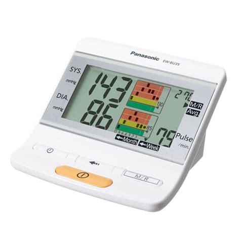 Amazon.com: Panasonic EW-BU35W Upper Arm Blood Pressure
