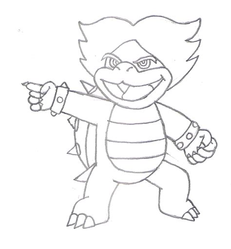 mobilemorton koopalings coloring pages coloring pages