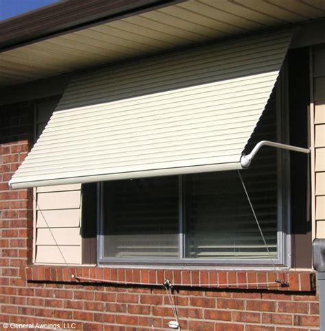 series roll  window awning