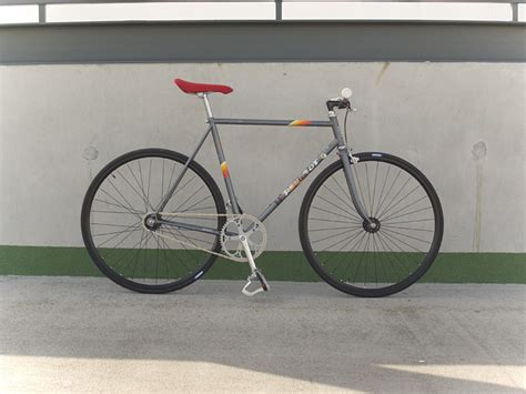 Peugeot Fixed Gear by Vintage Peugeot Conversion Help And Tips Page 3