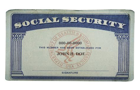 Make A Social Security Card Template by Apartment Application What You Ll Need Apartmentguide