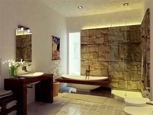 Badezimmergestaltung Ohne Fliesen : vorschl ge badezimmergestaltung ~ Markanthonyermac.com Haus und Dekorationen