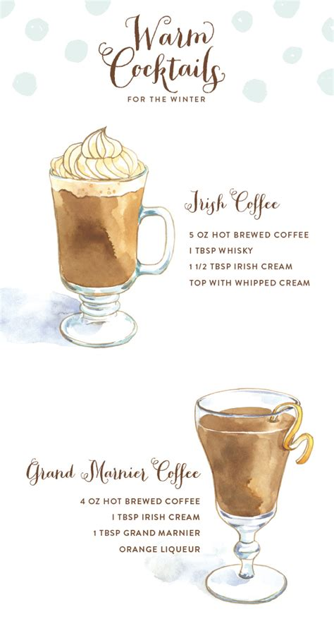 I was excited when i first learned how to make homemade coffee liqueur (copycat kahlua) i found it easy, so good and great for gifts! How I Holiday: Warm Coffee Cocktails | Julep