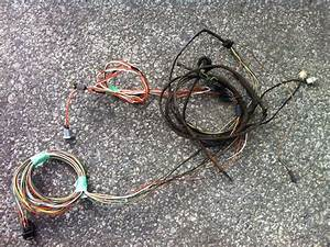 1968 68 Buick Skylark Gs Rear Tail Light Wiring Harness